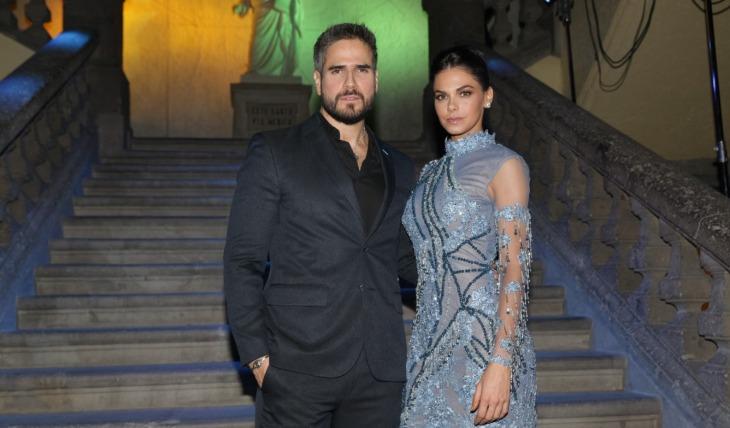 Livia Brito y Daniel Arenas. Foto: José Luis Ramos