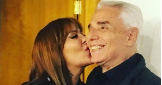 Alejandra y Enrique Guzmán. Foto: Instagram