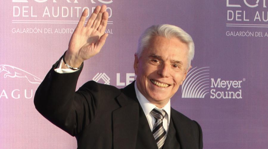Enrique Guzmán. Foto: Edson Vázquez