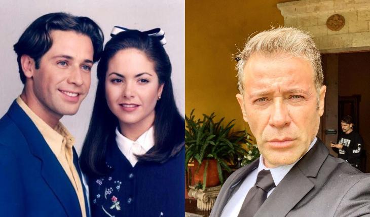 Gerardo y María Fernanda / Juan Manuel Bernal. Fotos: Archivo / Instagram