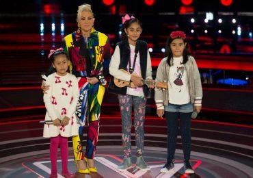 La Voz Kids. Foto: Cortesía