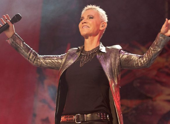 Marie Fredriksson / Roxette. Foto: Getty Images