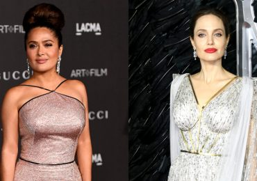 Salma Hayek, Angelina Jole. Fotos: Getty Images