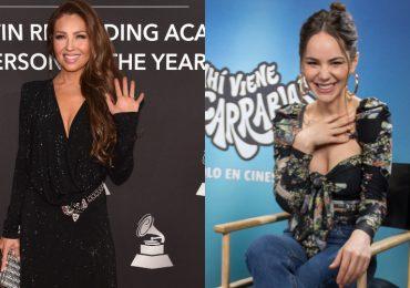 Thalía / Camila Sodi. Fotos: Getty Images / Edson Vázquez
