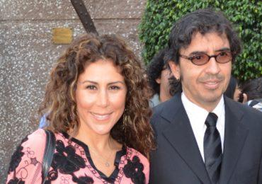Vica Andrade y Memo del Bosque. Foto: Archivo