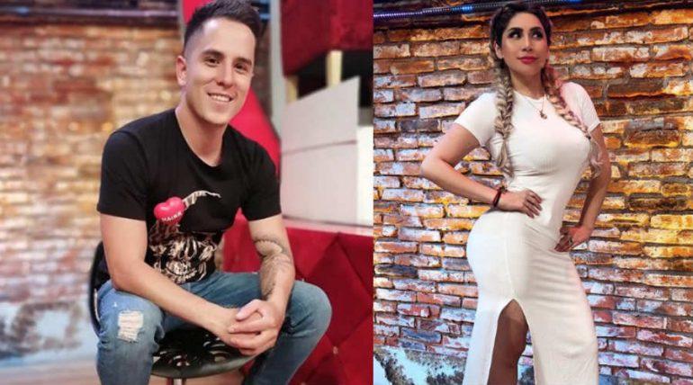 Brian Del Prado y Bebeshita. Foto: Instagram