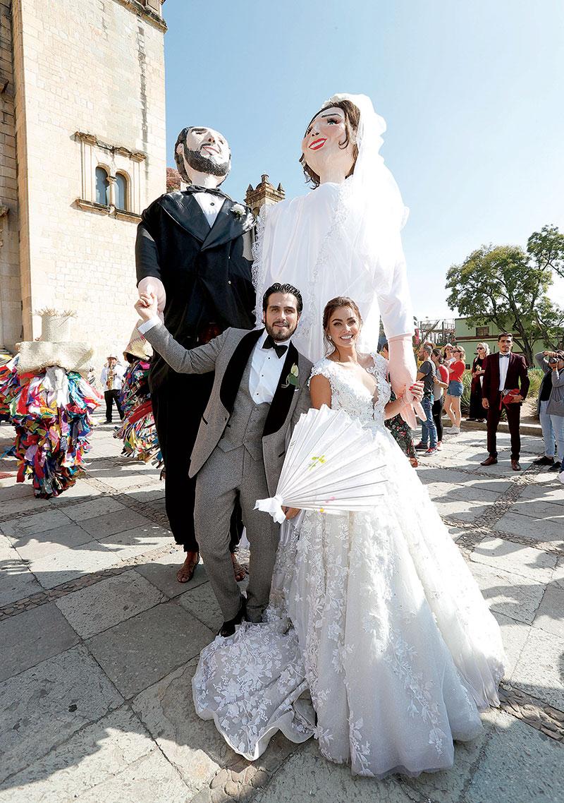 Claudia Martín y Andrés Tovar | Foto: José Luis Ramos