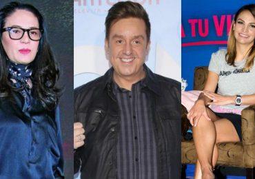 Escándalos del 2019. Foto: Getty Images, archivo, TVyNovelas