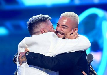 Maluma y su padre | Foto: Getty Images