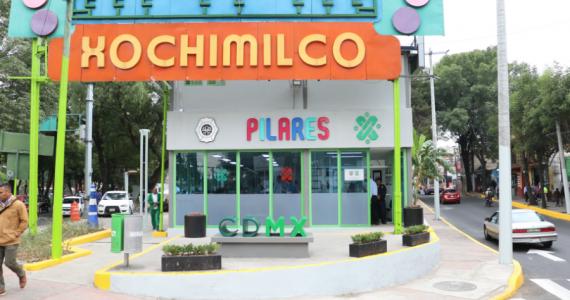 PILARES, Gobierno de la Ciudad de México
