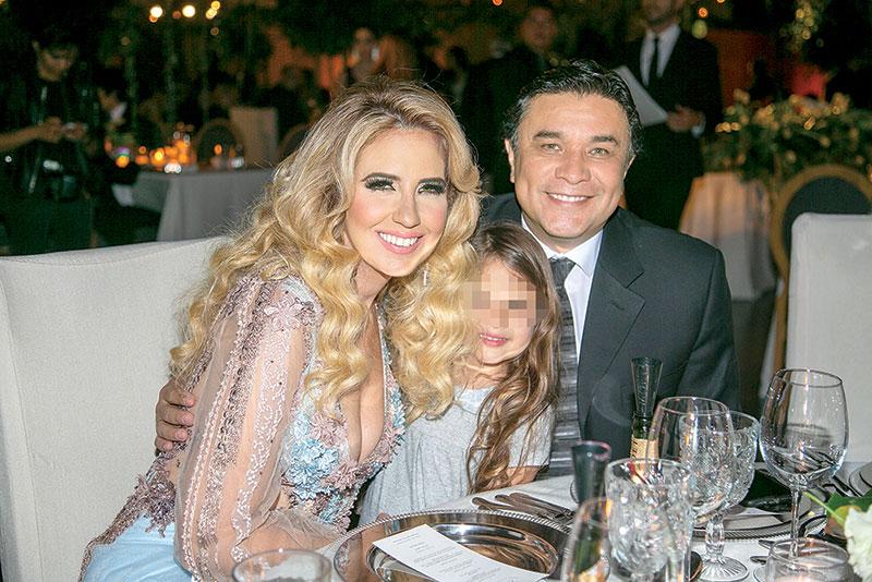 Raquel Bigorra y familia | Foto: Cortesía