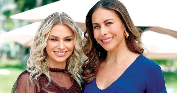 Irina Baeva y Vanessa Guzmán | Foto: José Luis Ramos