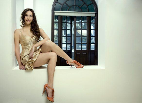 Vanessa Guzmán. Foto: Archivo TVyNovelas