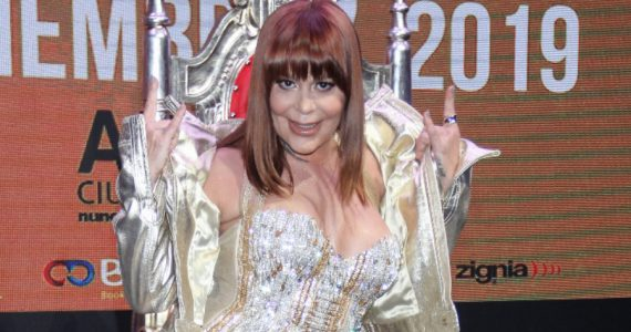 Alejandra Guzmán. Foto: Edson Vázquez