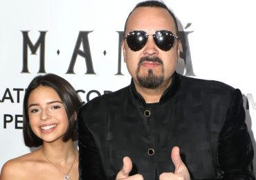 Angela y Pepe Aguilar. Foto: Getty Images