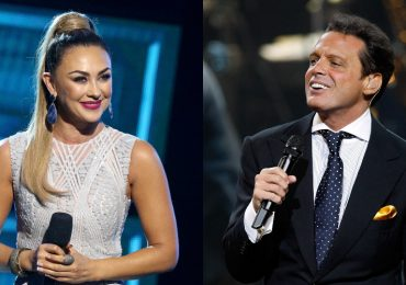 Aracely Arámbula, Luis Miguel. Fotos: Getty Images