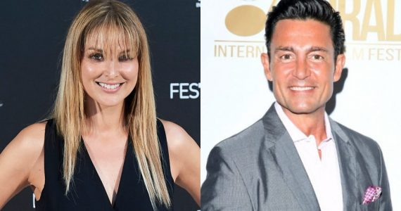 Blanca Soto, Fernando Colunga. Fotos: Getty Images