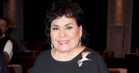 Carmen Salinas. Foto: Javier Arellano