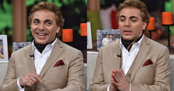 Cristian Castro. Fotos: Getty Images
