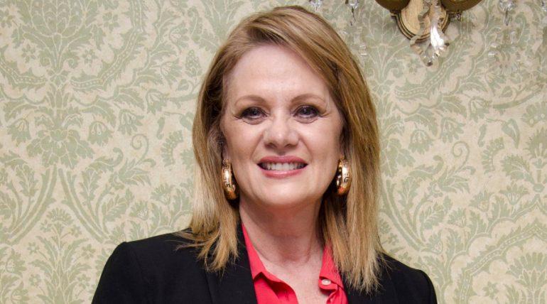 Erika Buenfil. Foto: Javier Arellano