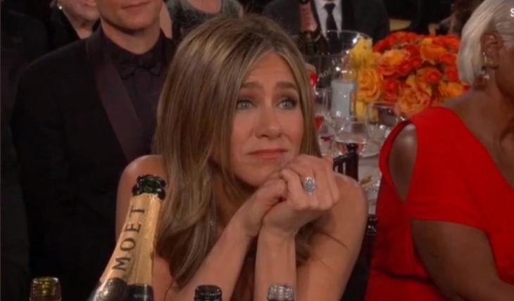 Jennifer Aniston, captura de pantalla