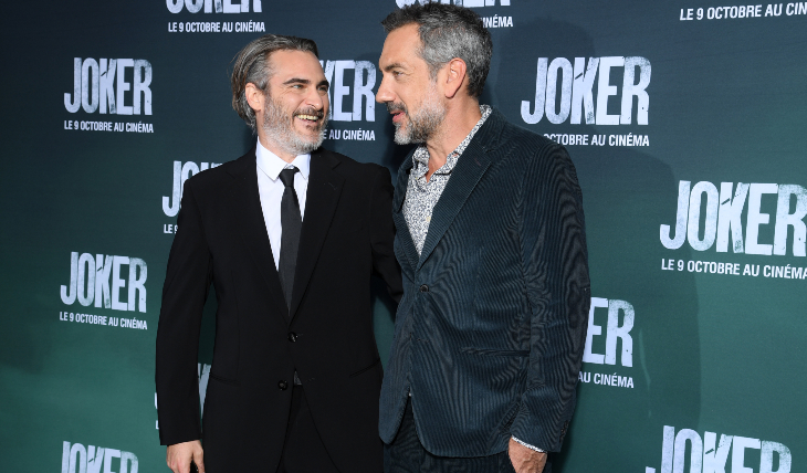 Joaquin Phoenix, Todd Philips / Joker. Foto: Getty Images