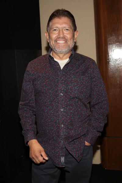 Juan Osorio, productor de 'El corazón nunca se equivoca'. Foto: José Luis Ramos