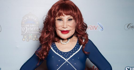 Lyn May. Foto: Octavio Lazcano