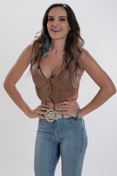Raquel Martínez es Odaya en 'Los pecados de Bárbara'. Foto: Cortesía