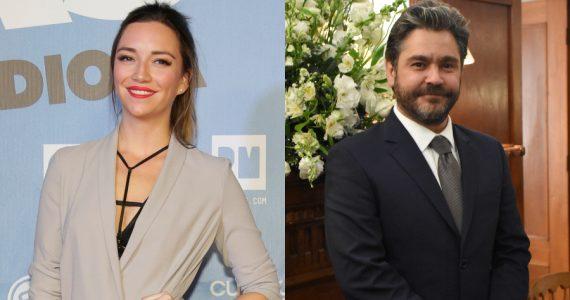 Regina Blandón y Martín Altomaro. Fotos: Getty Images