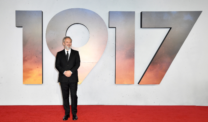 Sam Mendes / 1917. Foto: Getty Images