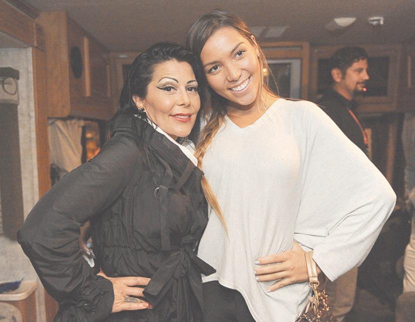 Alejandra Guzmán y Frida Sofía | Foto: Getty