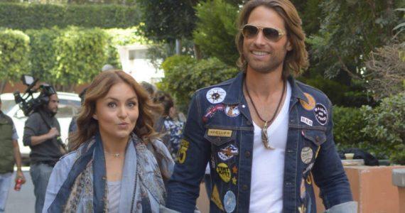Angelique Boyer y Sebastián Rulli. Foto: Archivo TVyNovelas