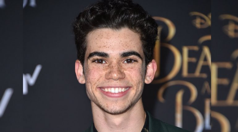 Cameron Boyce. Foto: Getty Images