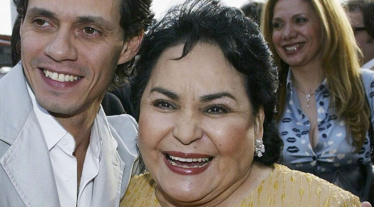 Carmen Salinas | Foto: Getty Images