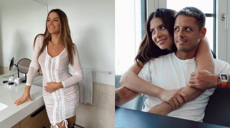 Chciharito y Sarah Kohan. Foto: Instagram