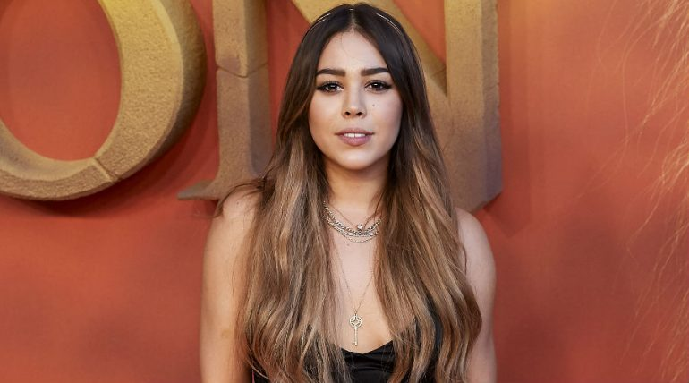 Danna Paola. Foto: Getty Images