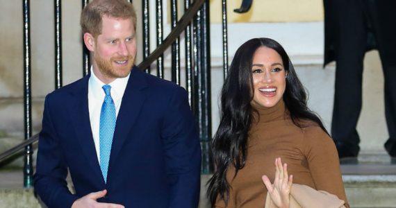 Duques de Sussex. Foto: Getty Images