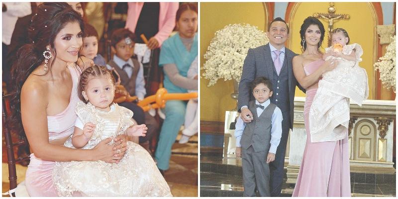 Edwin Luna y Kimberly Flores | Foto: Archivo