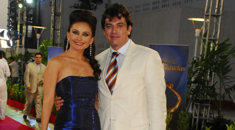 Jorge Salinas y Elizabeth Álvarez. Foto: Archivo TVyNovelas