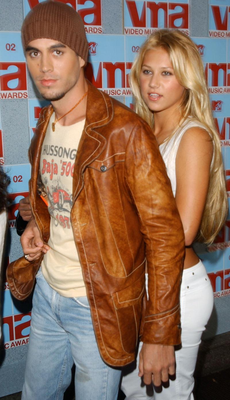 Enrique Iglesias y Anna Kournikova | Foto: Getty Images