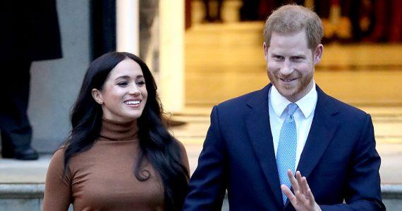 Harry y Meghan Markle   Foto: Getty Images