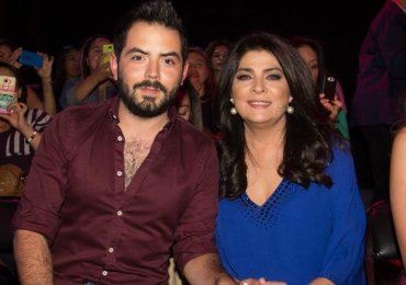 José Eduardo Derbez y Victoria Ruffo. Foto: Archivo TVyNovelas