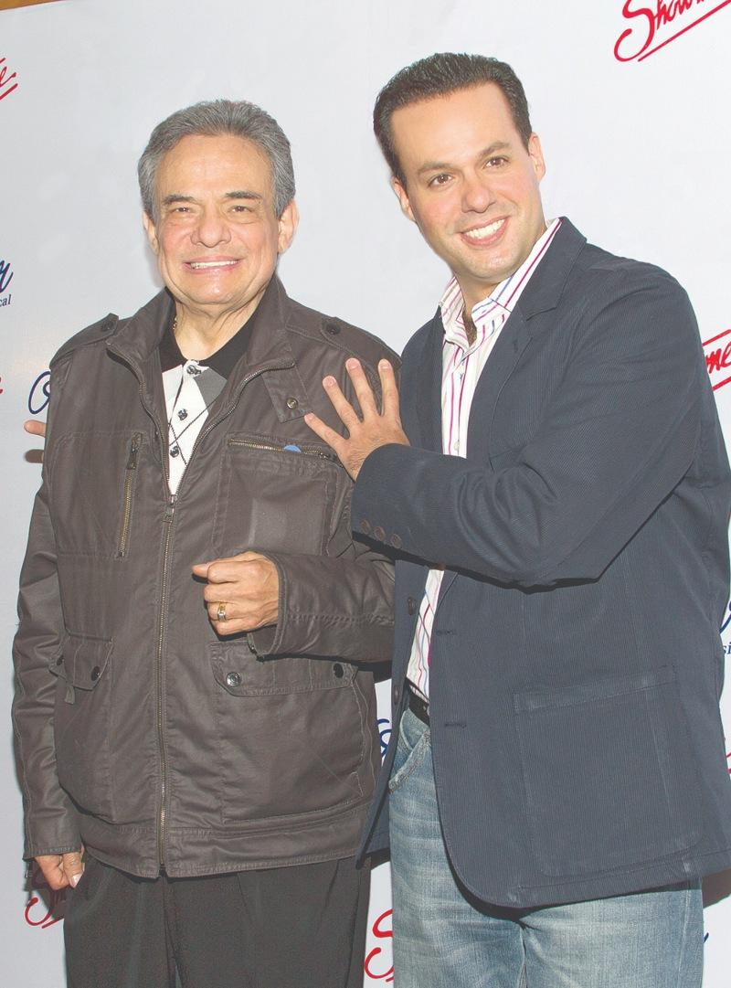 José José y José Joel | Foto: Archivo