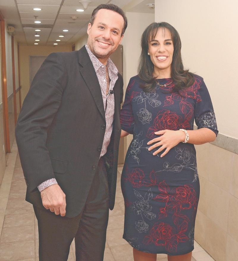 José Joel y Marysol Sosa | Foto: Ricardo Cristino