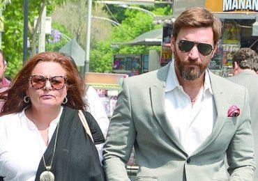 Patricia Romosco y Julián Gil | Foto: Archivo TVyNovelas