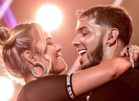 Karol G y Anuel AA | Foto: Getty Images