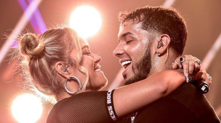 Karol G y Anuel AA | Foto: Getty Images
