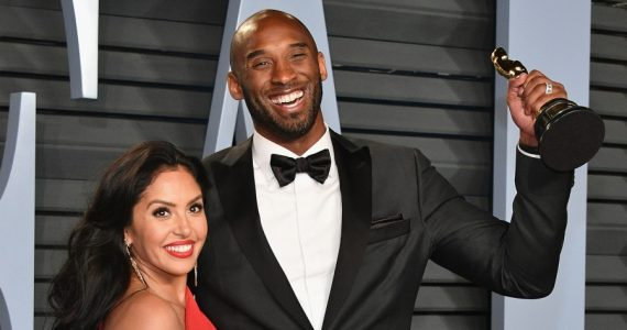 Vanessa y Kobe Bryant | Foto: Getty Images
