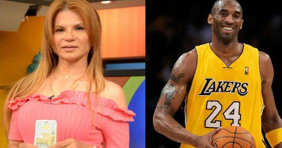 Mhoni Vidente y Kobe Bryant. Foto: Archivo TVyNovelas/Getty Images